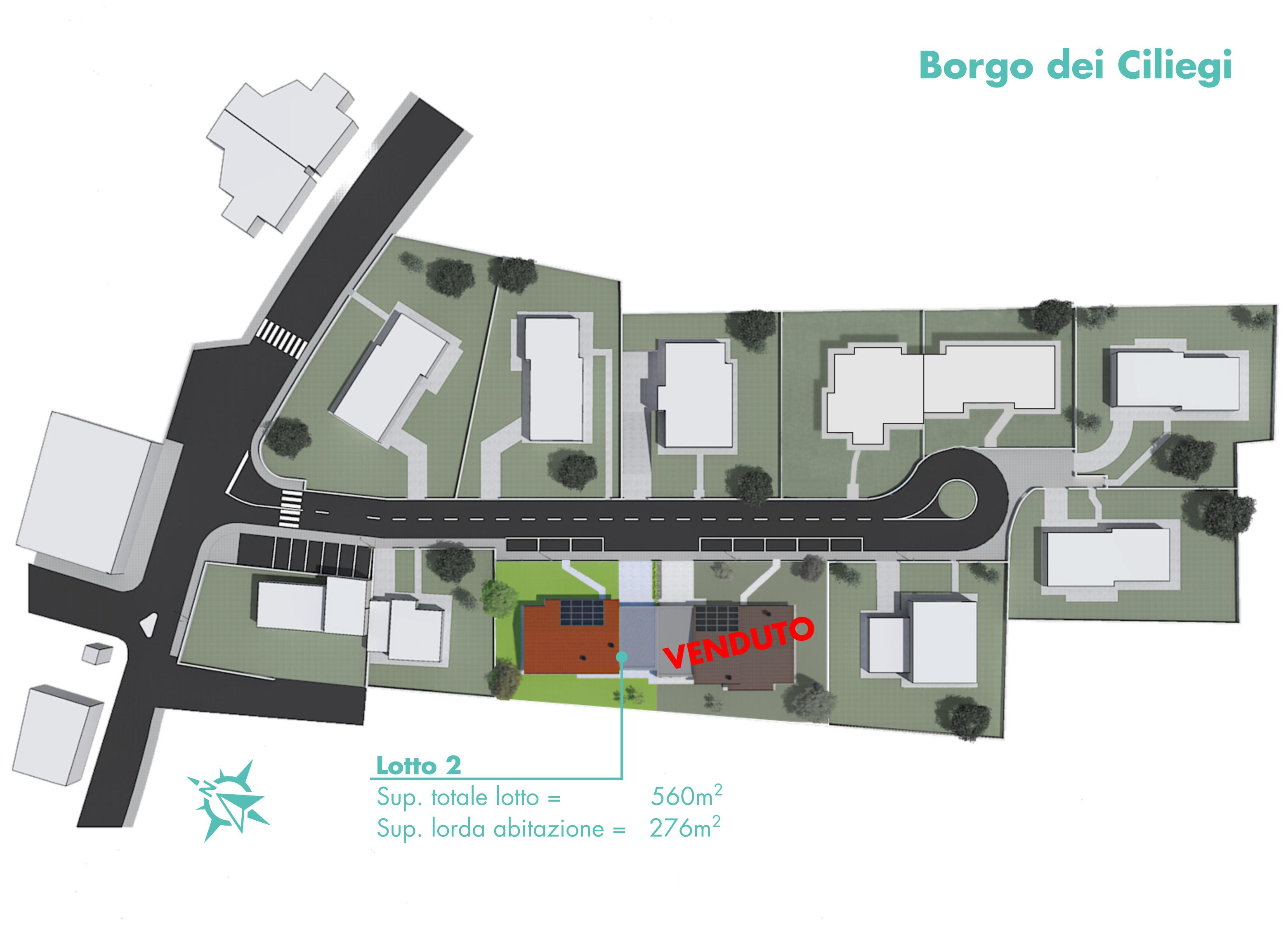 Via Dante - Planimetria Lotto 2-3 - 04.2020 copia